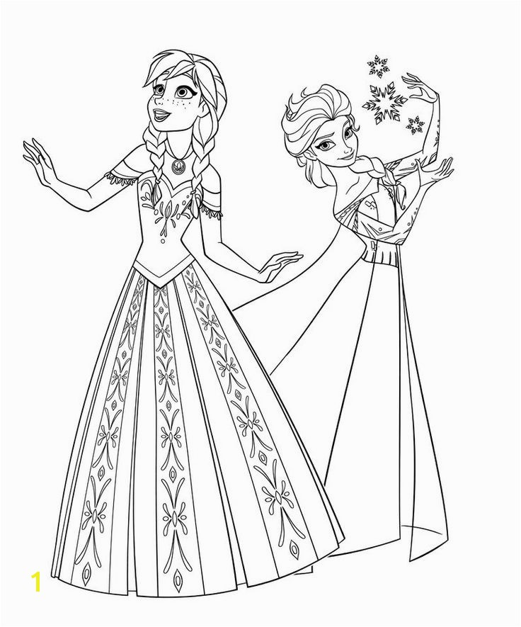 Free Coloring Pages Frozen Disney S Frozen Coloring Pages Sheet