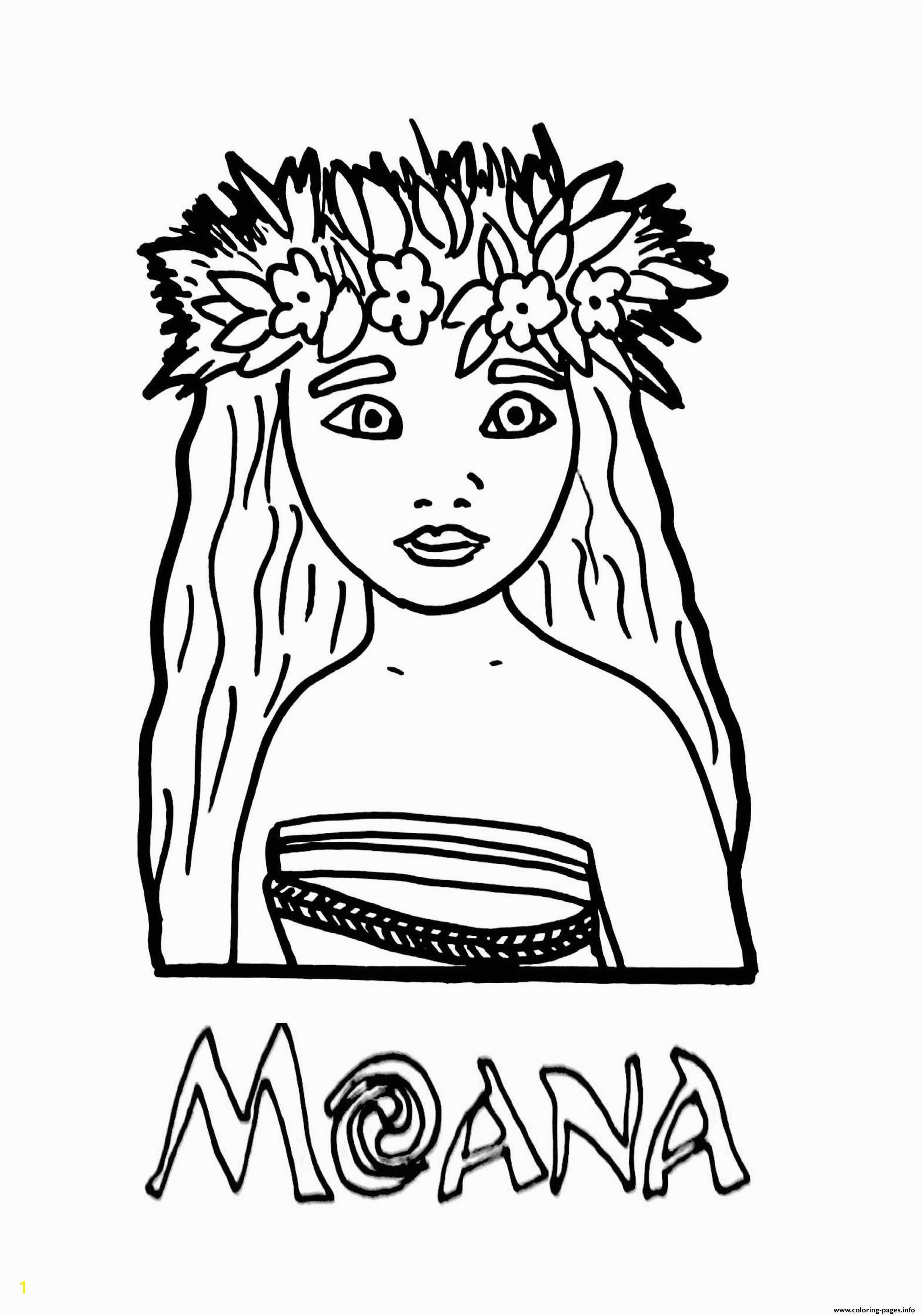 coloring pagesfo moana princess printable coloring pages book
