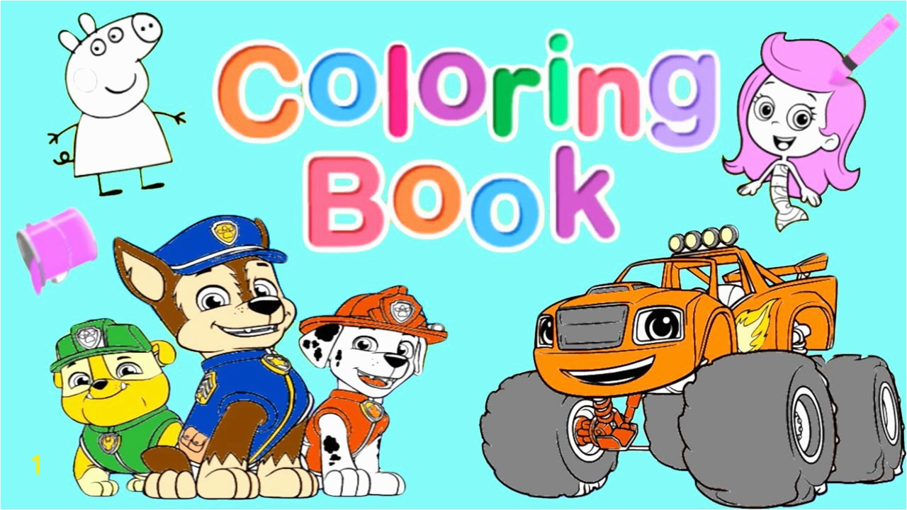 Dora Nick Jr Coloring Pages Nick Jr Coloring Book Pt Blaze Paw Patrol Dora and Friends Free