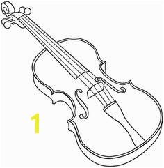 Violin coloring page · Violin MusicCello