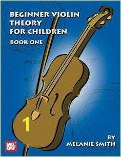 Beginner Violin Theory For Children Book e
