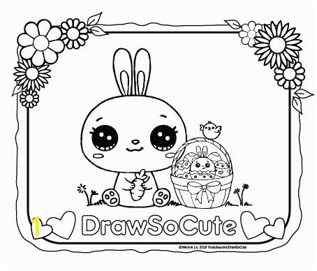 454x388 Draw So Cute – Cute Drawing Videos Coloring Pages and Crafts for Kids