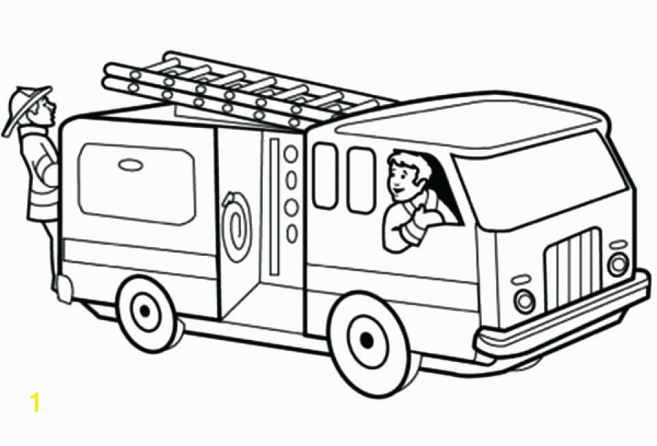 free printable fire truck coloring pages printable fire truck coloring page for stunning free fire truck