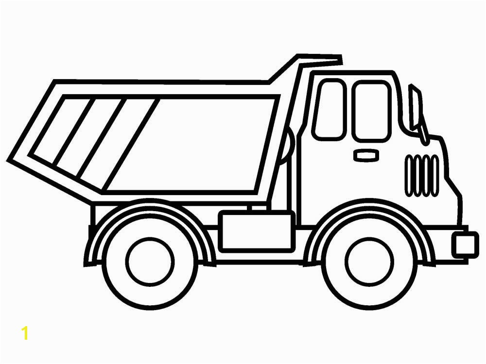 Garbage Truck Printable Coloring Pages Best 40 Free Printable Truck Coloring Pages Download Procoloring