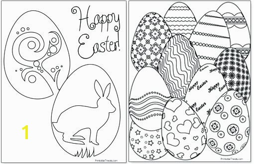 Easter Egg For Coloring Printable Egg Coloring Pages Easter Egg Coloring Pages Plain