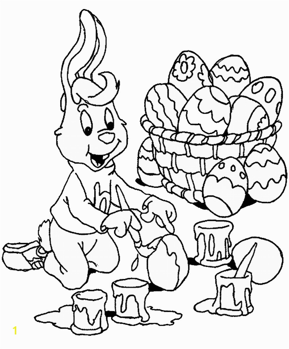 easter coloring16