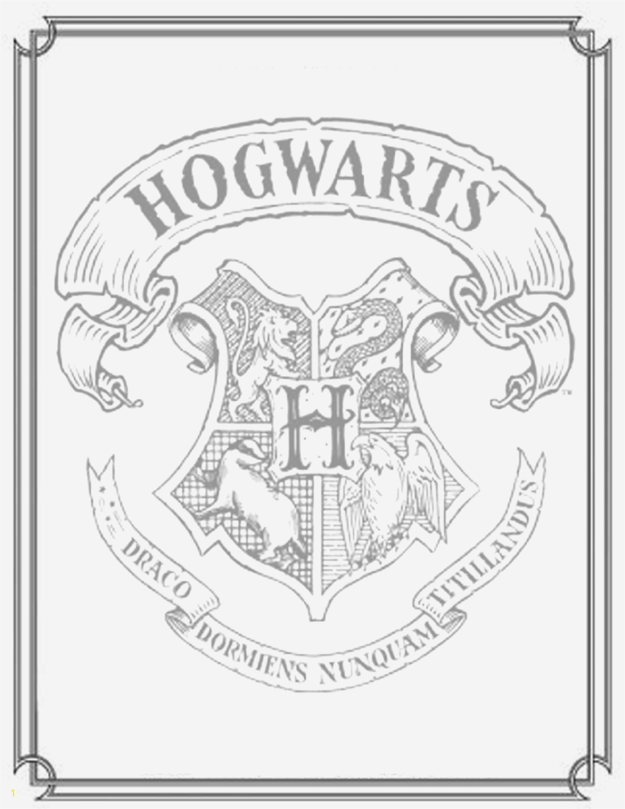 Easy Harry Potter Coloring Pages Harry Potter Coloring Page Avaboard