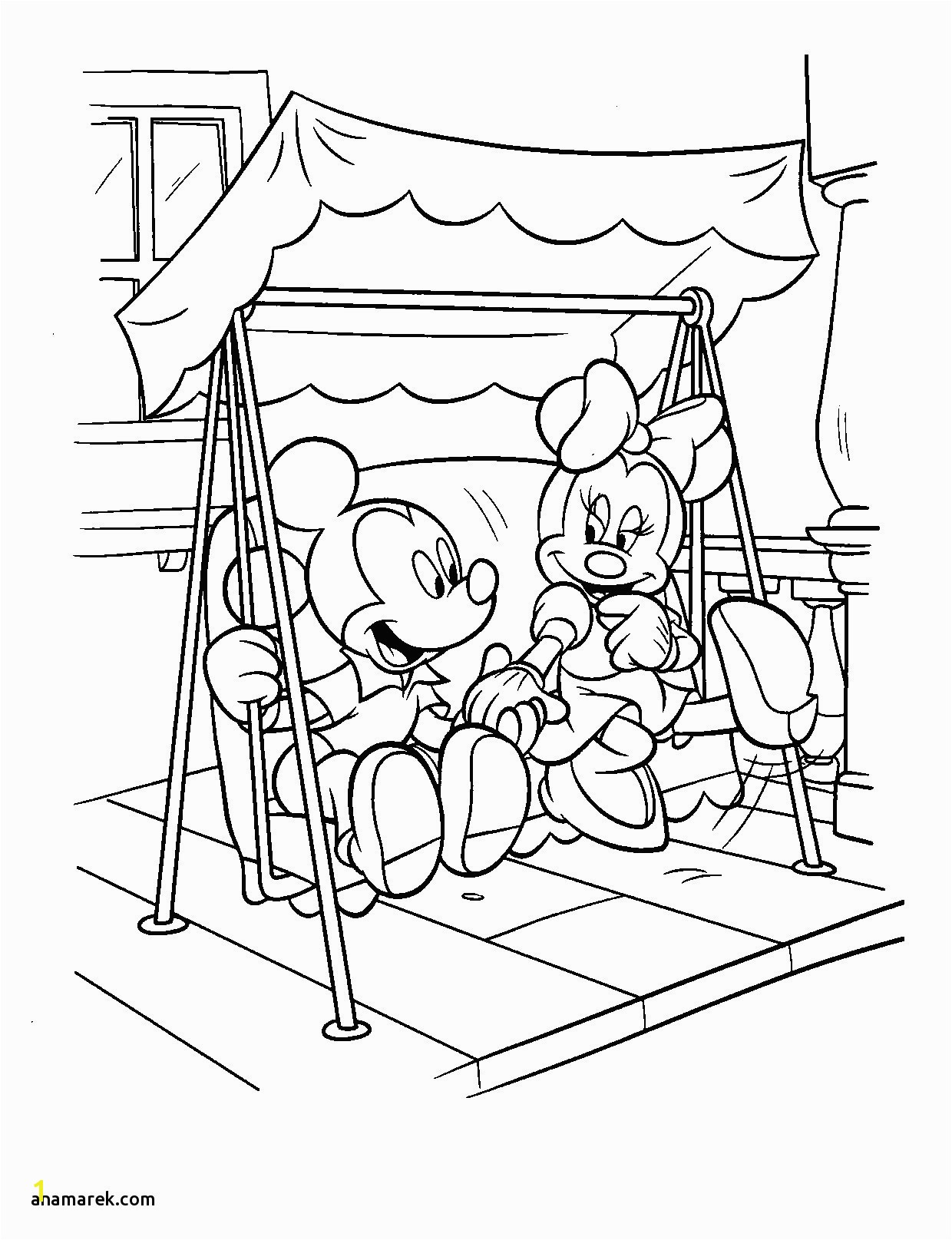 Coloring Pages Minnie Mouse Minnie Mouse And Mickey Coloring Pages With Color Elegant New Pin Od