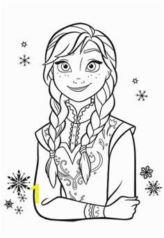 Anna Frozen Coloring Book Anna Portrait Frozen Coloring Page Frozen Coloring Book Awesome Anna Coloring Pages 70 For Your Coloring Print With Anna