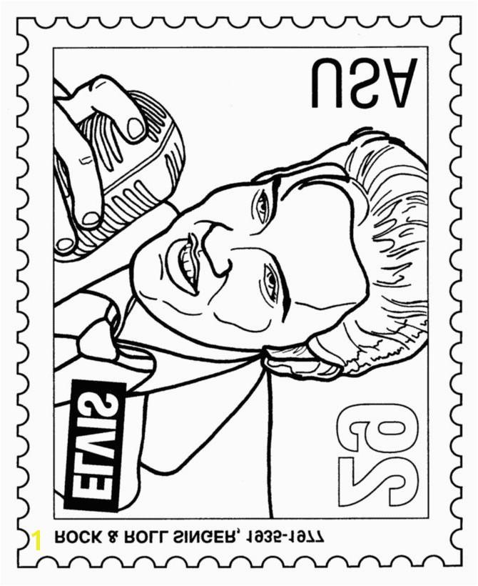 Elvis Coloring Pages New Elvis Coloring Pages Best S S Media Cache Ak0 Pinimg 736x 0d 71