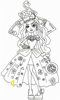 Print ever after high coloring pages for free and printable coloring book pages online For kids & adults print ever after high coloring pages pdf