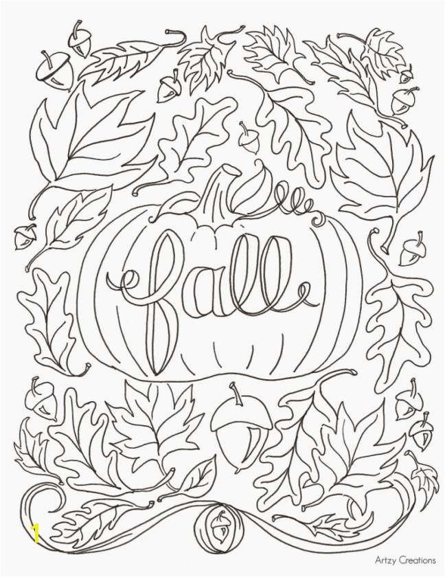Free Printable Art for Kids Lovely Luxury Fall Coloring Pages for Kids Best Coloring Printables 0d