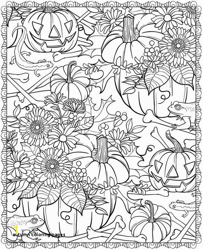 Autumn Coloring Pages Coloring Pages Leaves Autumn Best Coloring Printables 0d – Fun