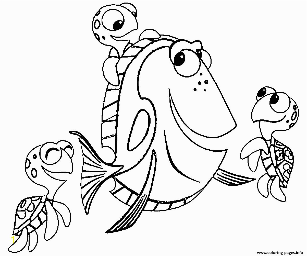 Finding Nemo Coloring Pages Finding Nemo Coloring Pages Beautiful Printable Cds 0d – Fun Time