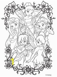 Disney Fairies coloring page is is crayola site have a