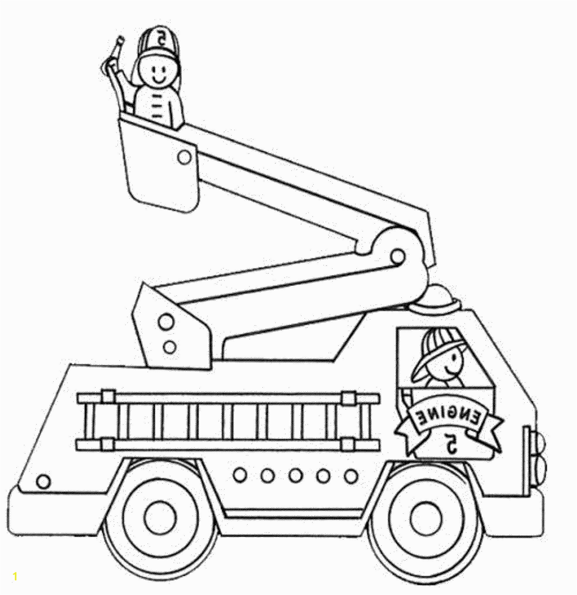 Coloring Page A Fire Truck Brilliant Free Fire Truck Coloringfree Fire Truck Coloring Pages Printable