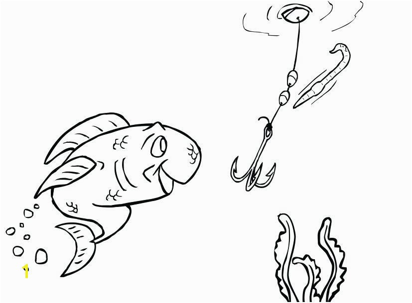 Fish Hooks Printable Coloring Pages Gambar Fish Hooks Coloring Pages to Print Coloring Pages Fish Hooks