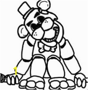 Fnaf 2 Coloring Pages Inspirational 28 Collection Five Nights at Freddy S Coloring Pages Golden s