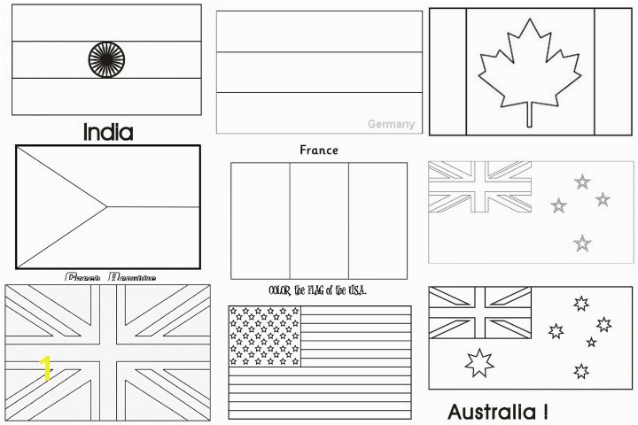 Flags the World Coloring Pages New Page 18 ›› Minimalist Coloring Pages Vitlt