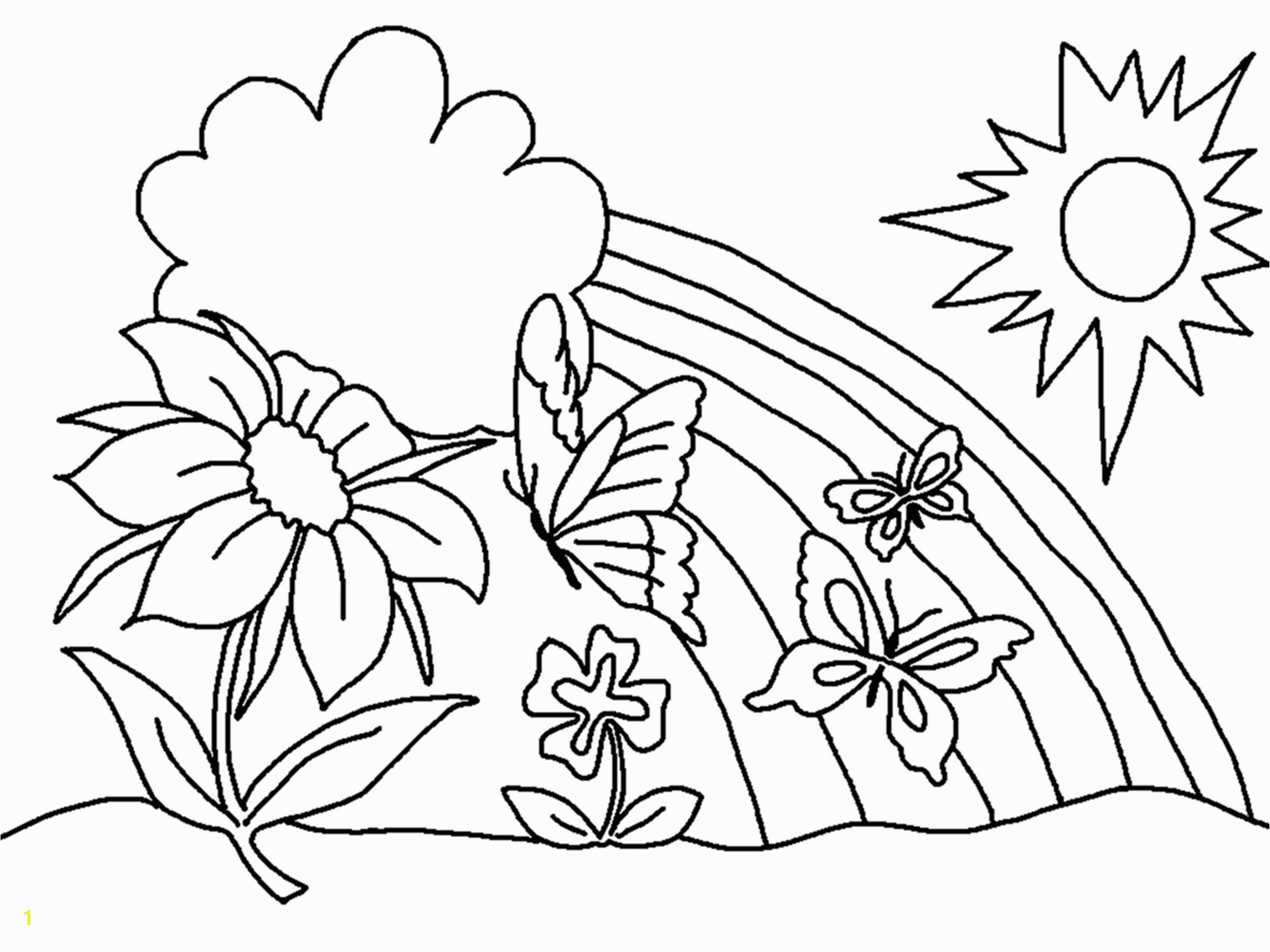 Free Printable Flower Coloring Pages Refrence Sheets Flowers Printables Epic To Print