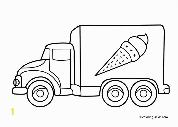Coloring Pages Trucks Amazing 27 Best Cars Pinterest