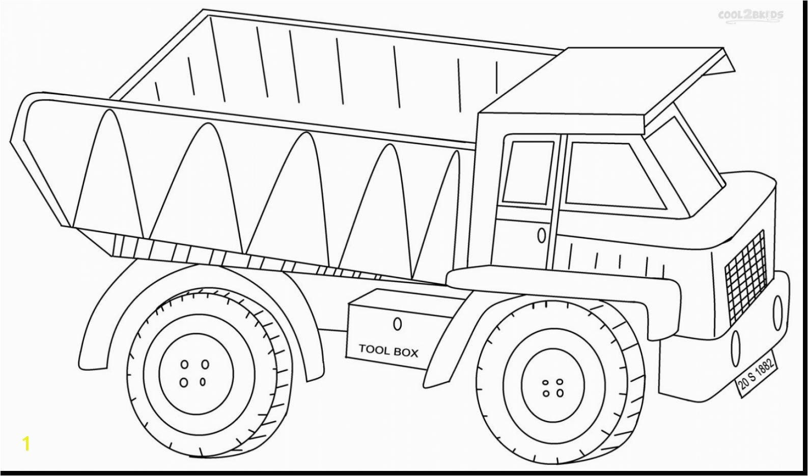 Garbage Truck Coloring Page Tipper Truck Full Od Sand Coloring Page In Dump Truck Coloring Pages