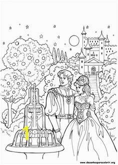 Princess Leonora Coloring page