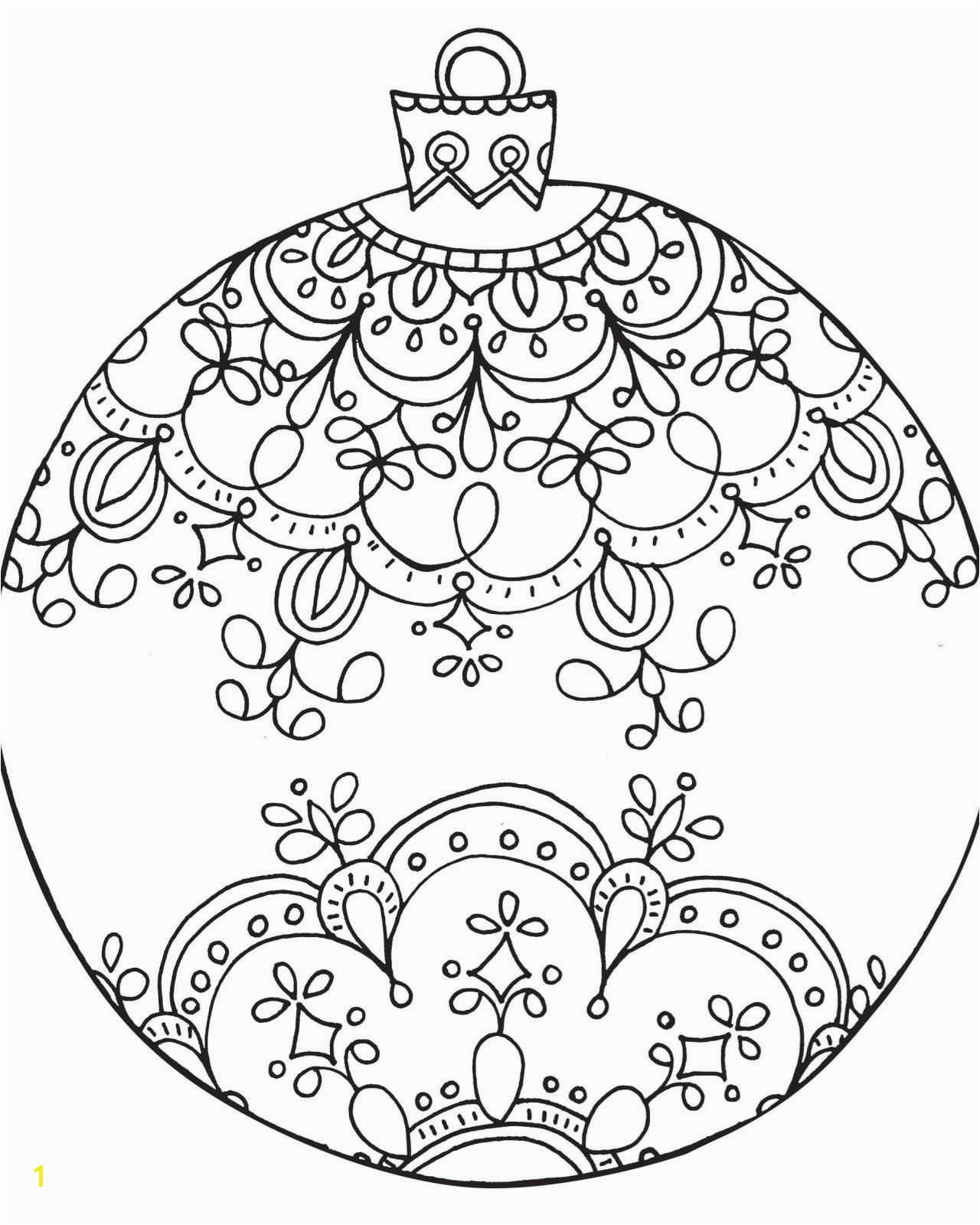 Ornament Coloring Page Baby Coloring Pages New Media Cache Ec0 Pinimg Originals 2b 06 0d