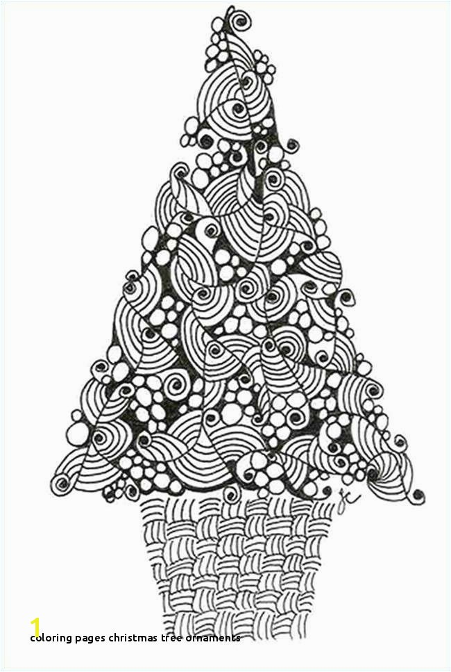 Free Christmas Tree ornament Coloring Pages 28 Coloring Pages Christmas Tree ornaments