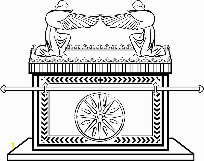 ark of the covenant coloring page AVG Yahoo Search Results
