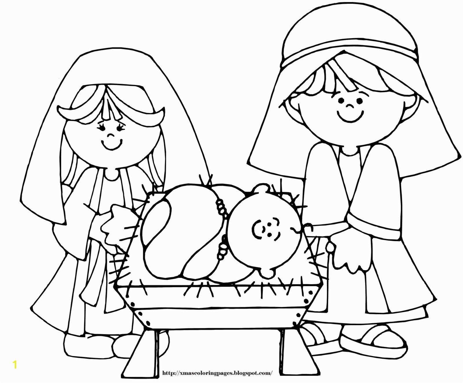 Jesus Is Born Coloring Pages Ethicstechorg