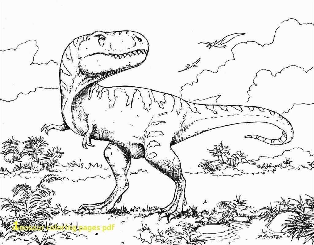 Unparalleled Free Dinosaur Coloring Pages Pdf Fascinating Dinosaurs 5809