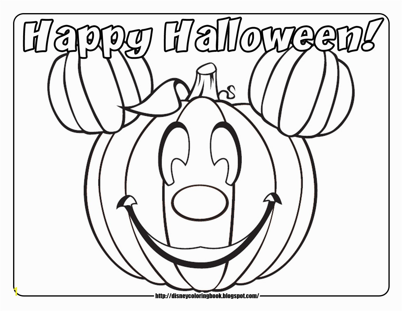 Free Halloween Coloring Pages For Kids Printable Printable Home Coloring Pages Best Color Sheet 0d