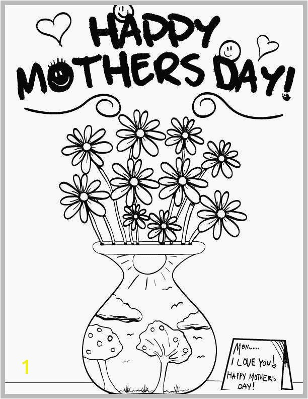 Printable Mothers Day Coloring Pages Luxury Free Printable Mothers Day Coloring Pages for Kids