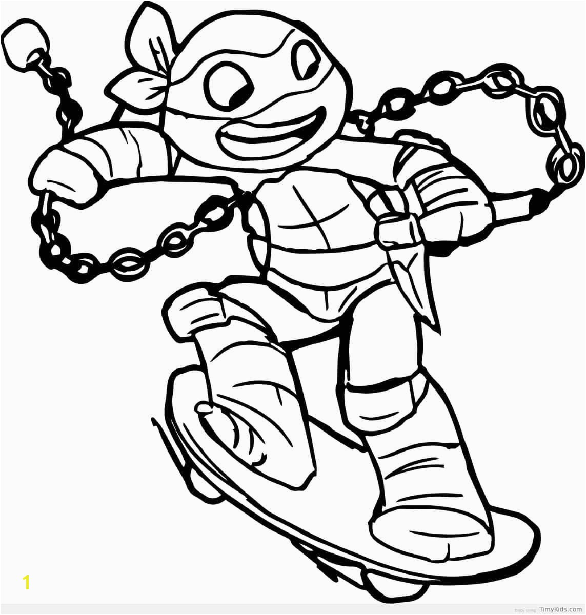 Turtle Coloring Pages Fresh 18luxury Ninja Turtle Coloring Book Clip Arts & Coloring Pages graph