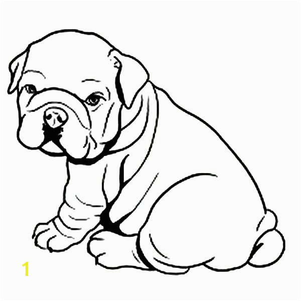 Bulldog Coloring Pages Cool Od Dog Coloring Pages Free Colouring Pages – Fun Time