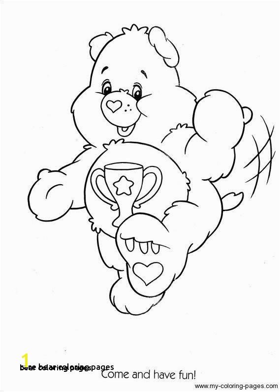 Bear Coloring Pages Bear Coloring 7 Eco Coloring Page