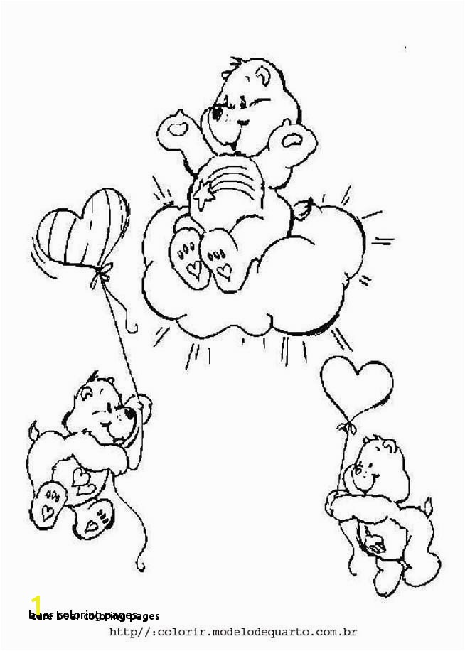 Care Bear Coloring Pages Bear Coloring Pages Unique Care Bears Sunshine Bear Coloring
