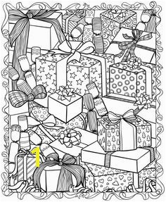 Free Printable Christmas Coloring Pages for Adults Only Free Printable Winter Coloring Pages for Adults