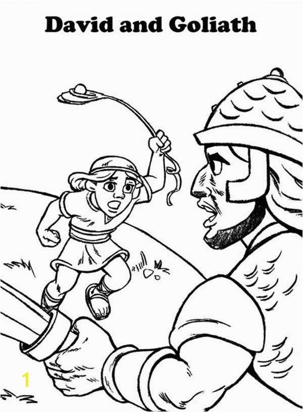 Free Printable Coloring Page Of David and Goliath David and Goliath Coloring Pages Lovely Best David and Goliath