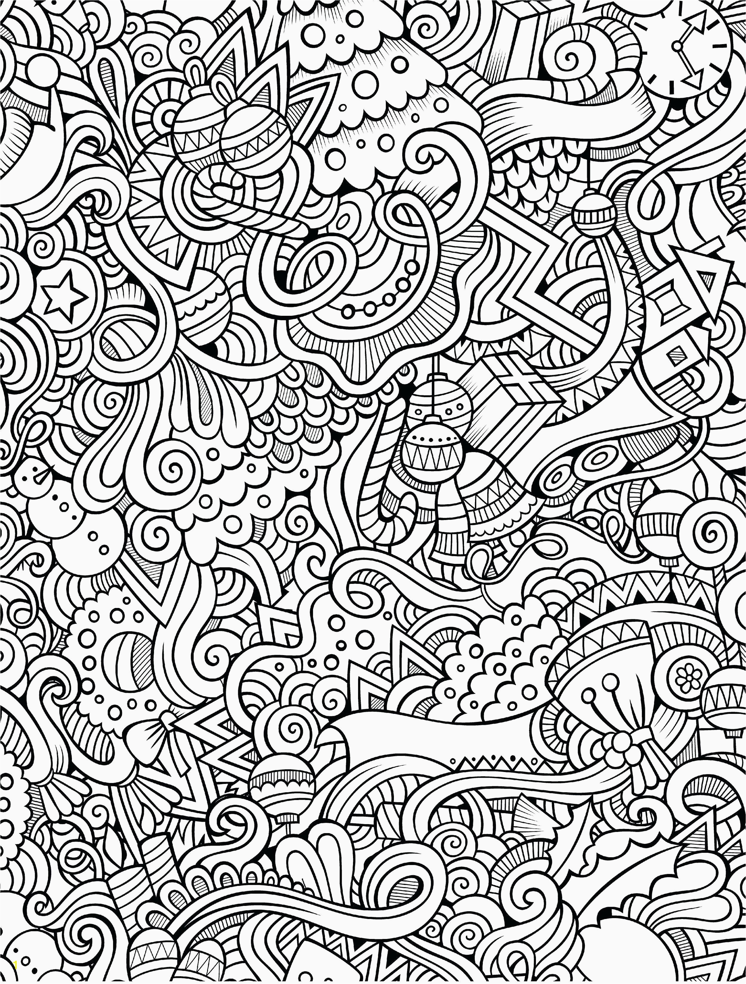 Free Printable Coloring Pages for Adults Pdf Lovely Color by Number for Adults Pdf
