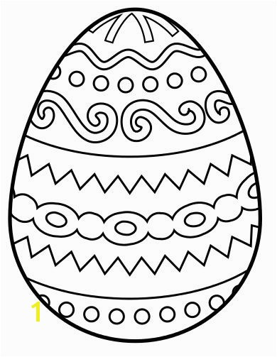 EGG Coloring Pages DC Mama Easter Crafts for Toddlers
