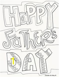 Printable Father s Day colouring pages