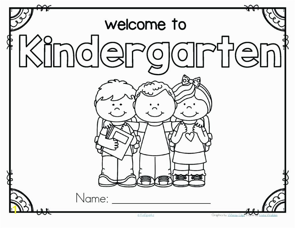 Suddenly First Day School Coloring Pages For Kindergarten Opportunities Within First Day School Coloring Pages