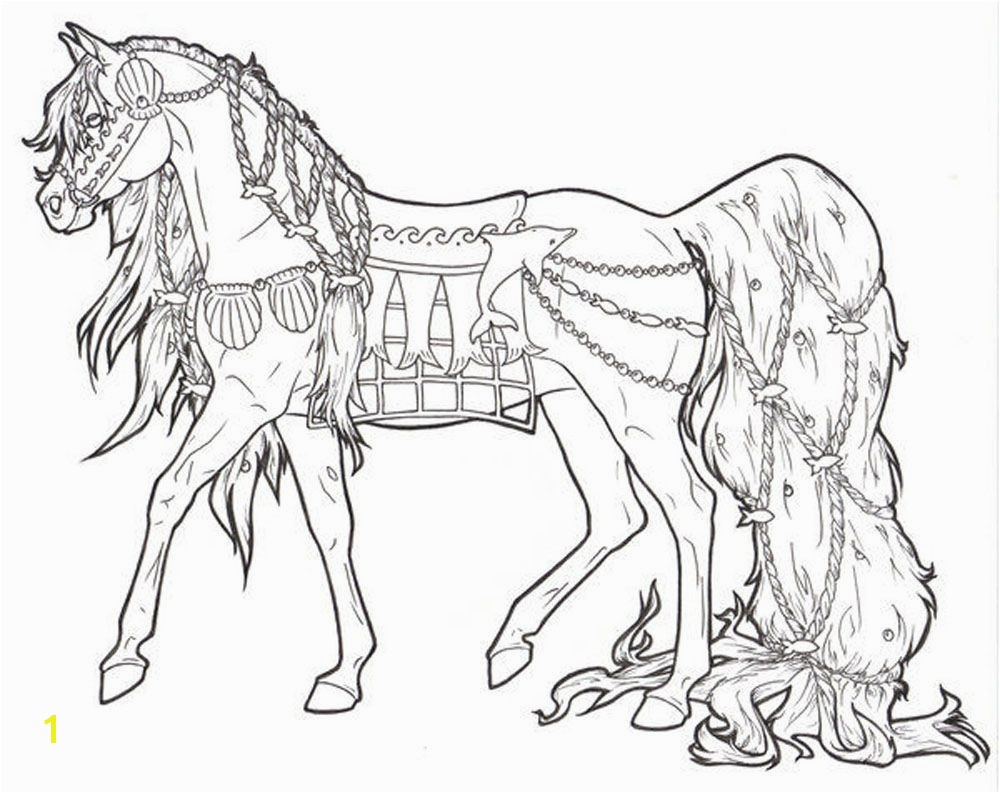 Free Printable Horse Coloring Pages for Adults Advanced Free Printable Horse Coloring Pages for Adults