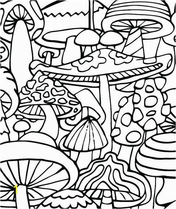 Free Printable Mushroom Coloring Pages Mushroom Coloring Page 115 Best Mushrooms Coloringmushroom Coloring