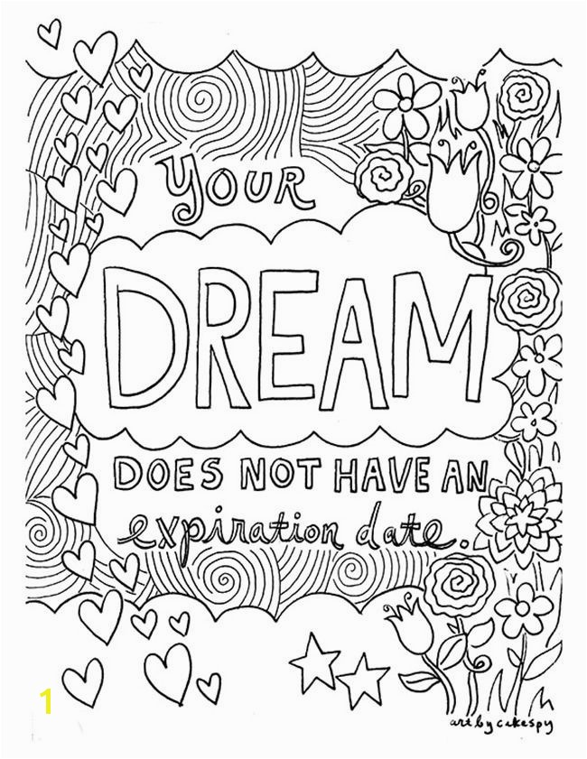 58 Beautiful Free Printable Quote Coloring Pages for Adults Inspirational Coloring Pages Beautiful Printable Cds
