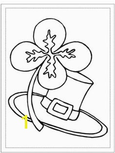 Try These Free Printable St Patrick s Day Coloring Pages First School