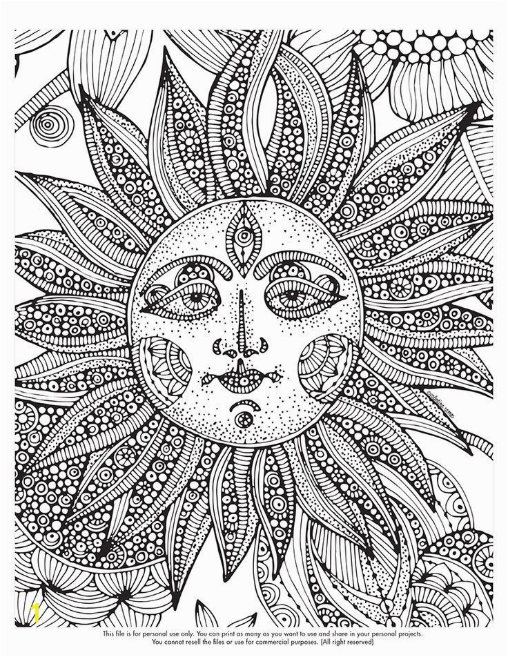 Psychedelic coloring pages to and print for free Coloring Pages Pinterest
