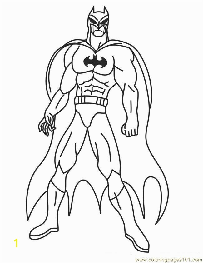 Free Superhero Coloring Pages Superhero Printable Coloring Pages Bino 9terrains